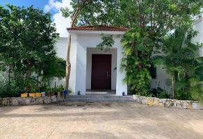 Foto de casa en renta en  , temozon norte, mérida, yucatán, 15144297 No. 01