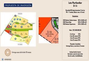 Foto de terreno comercial en venta en  , temozon norte, mérida, yucatán, 18576585 No. 01