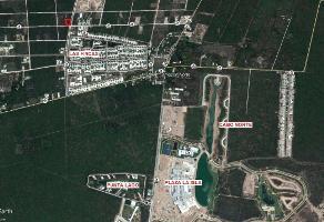Foto de terreno habitacional en venta en Temozon Norte, Mérida, Yucatán, 7728262,  no 01