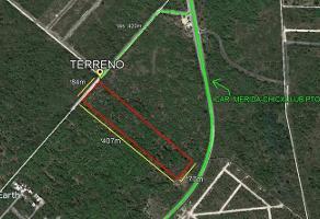 Foto de terreno comercial en venta en  , temozon norte, mérida, yucatán, 7856462 No. 01