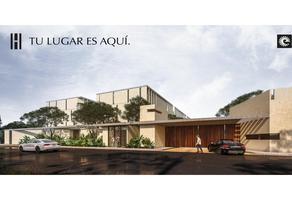 Foto de casa en condominio en venta en  , temozon norte, mérida, yucatán, 9306669 No. 01