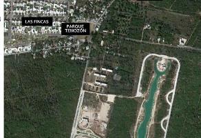 Foto de terreno habitacional en venta en temozon , temozon norte, mérida, yucatán, 0 No. 01
