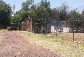 Foto de terreno habitacional en venta en  , tenencia de morelos, morelia, michoacán de ocampo, 0 No. 01