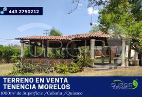 Foto de terreno habitacional en venta en  , tenencia de morelos, morelia, michoacán de ocampo, 6479417 No. 01