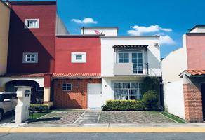 Foto de casa en venta en tenochtitlan 114, santa maría totoltepec, toluca, méxico, 0 No. 01
