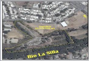 Foto de terreno comercial en venta en tenochtitlán , valle hermoso sector 2, guadalupe, nuevo león, 14988246 No. 01