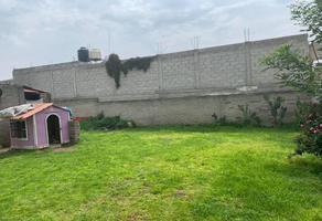 Foto de terreno habitacional en venta en  , tenopalco, melchor ocampo, méxico, 0 No. 01