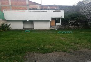 Foto de terreno comercial en renta en tenosique , jardines del ajusco, tlalpan, df / cdmx, 0 No. 01