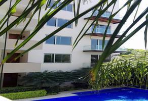 Foto de departamento en venta en teopanzolco , jacarandas, cuernavaca, morelos, 16013755 No. 01