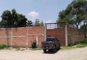 Foto de terreno habitacional en venta en tepame 105, el tapatío, san pedro tlaquepaque, jalisco, 15614954 No. 01