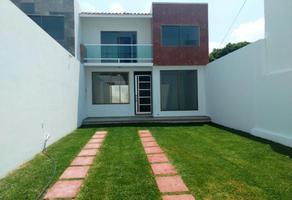 Foto de casa en venta en tepepa 28, gabriel tepepa, cuautla, morelos, 15385352 No. 01