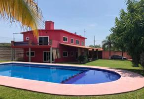 Foto de casa en venta en tepetates , xochicalco, miacatlán, morelos, 15413042 No. 01