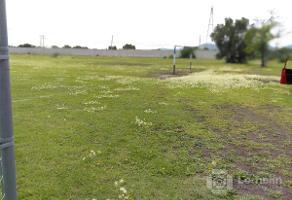 Foto de terreno habitacional en venta en  , tepetlaoxtoc de hidalgo, tepetlaoxtoc, méxico, 11810295 No. 01