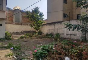 Foto de terreno habitacional en venta en  , tepeyac insurgentes, gustavo a. madero, df / cdmx, 14514828 No. 01