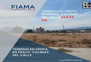 Foto de terreno habitacional en venta en  , tepic centro, tepic, nayarit, 13989376 No. 01