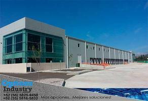 Foto de nave industrial en renta en  , tepotzotlán, tepotzotlán, méxico, 13929298 No. 01