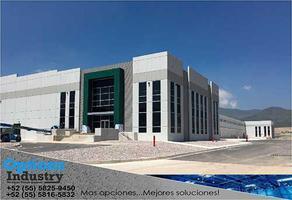 Foto de nave industrial en renta en  , tepotzotlán, tepotzotlán, méxico, 17510587 No. 01