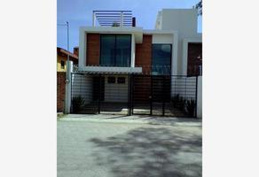 Foto de casa en venta en tepoxtla 190, santa maría tonantzintla, san andrés cholula, puebla, 0 No. 01