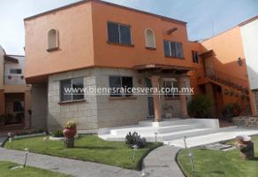 Foto de casa en renta en  , tequisquiapan centro, tequisquiapan, querétaro, 0 No. 01