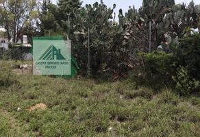 Foto de terreno habitacional en venta en  , tequisquiapan centro, tequisquiapan, querétaro, 16149064 No. 01