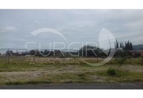 Foto de terreno habitacional en venta en  , tequisquiapan centro, tequisquiapan, querétaro, 8762437 No. 01