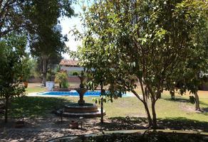 Foto de terreno habitacional en venta en tequisquiapan , tequisquiapan centro, tequisquiapan, querétaro, 14134716 No. 01