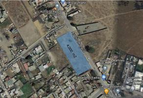 Foto de terreno habitacional en venta en tercera cerrada de cuauhtemoc , santo tomás chiconautla, ecatepec de morelos, méxico, 16433162 No. 01