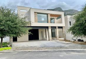Foto de casa en venta en tercera , residencial cordillera, santa catarina, nuevo león, 0 No. 01