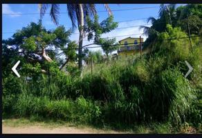 Foto de terreno habitacional en venta en  , teresa morales delgado, coatzacoalcos, veracruz de ignacio de la llave, 0 No. 01