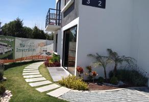 Foto de departamento en venta en terrazas del lago , avenida 101-a oriente 837, chapulco, puebla, puebla, 0 No. 01