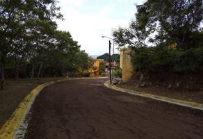 Foto de terreno habitacional en venta en terrazas san gaspar , san gaspar, jiutepec, morelos, 16410123 No. 01