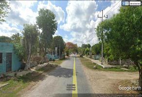 Foto de terreno habitacional en venta en terreno en venta en san antonio tehuitz , san antonio tehuitz, kanasín, yucatán, 0 No. 01