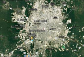 Foto de terreno comercial en venta en terreno en venta sobre avenida aviación mérida, yucatán , nueva sambula, mérida, yucatán, 5245793 No. 01