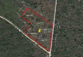 Foto de terreno habitacional en venta en terreno en venta sobre carretera cerca de cedis walmart kanasín , kanasin, kanasín, yucatán, 0 No. 01