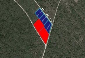 Foto de terreno habitacional en venta en terreno kanasín lote 3 esquina , kanasin, kanasín, yucatán, 0 No. 01