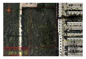 Foto de terreno habitacional en venta en terreno para desarrollar en el sur de cancún , supermanzana 326, benito juárez, quintana roo, 21350647 No. 01