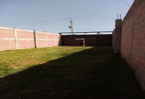 Foto de terreno habitacional en venta en terreno plano en venta rid10954 , san luis mextepec, zinacantepec, méxico, 0 No. 01