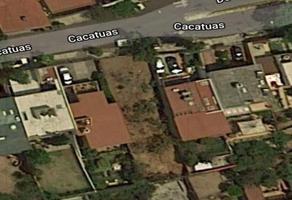 Foto de terreno habitacional en venta en terreno plano en venta rid7579 , lomas de las águilas, álvaro obregón, df / cdmx, 0 No. 01