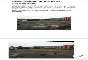 Foto de terreno habitacional en venta en terreno plano en venta rid9689 , vasco de quiroga, gustavo a. madero, df / cdmx, 19085806 No. 01