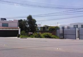 Foto de terreno habitacional en renta en terreno renta camino real a momoxpan!! , ex-hacienda la carcaña, san pedro cholula, puebla, 17636489 No. 01