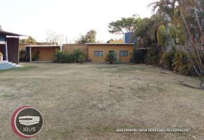Foto de terreno habitacional en venta en tetelcingo , tetelcingo, cuautla, morelos, 0 No. 01