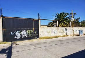 Foto de terreno habitacional en venta en tetlapa , san pablo de las salinas, tultitlán, méxico, 10726001 No. 01