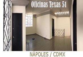 Foto de casa en renta en texas , napoles, benito juárez, df / cdmx, 0 No. 01