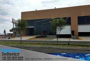 Foto de nave industrial en renta en  , texcoco de mora centro, texcoco, méxico, 13931633 No. 01