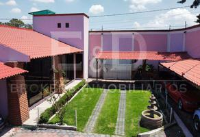 Foto de casa en venta en  , texcoco de mora centro, texcoco, méxico, 0 No. 01