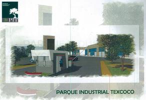Foto de nave industrial en renta en  , texcoco de mora centro, texcoco, méxico, 6541819 No. 01