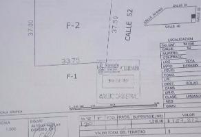 Foto de terreno habitacional en venta en  , teya, kanasín, yucatán, 3002958 No. 01
