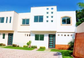 Foto de casa en venta en  , tezoyuca, emiliano zapata, morelos, 11546671 No. 01