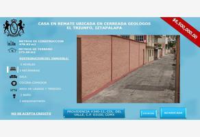 Foto de casa en venta en tierra blanca 22, san miguel teotongo sección guadalupe, iztapalapa, df / cdmx, 0 No. 01