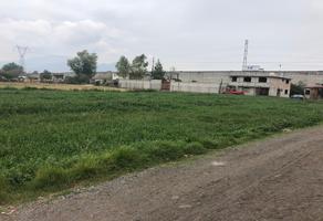 Foto de terreno habitacional en venta en tierra larga blanca sin numero , san antonio tultitán, tultitlán, méxico, 0 No. 01
